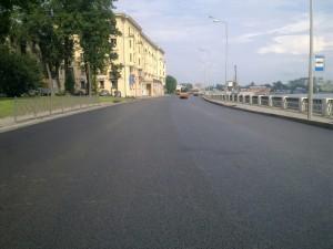 Перекресток наб. Обводного канала и ул. Циолковского